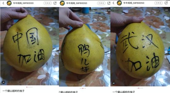 武汉一线抗疫护士:鸭儿坪村捐柚子的果农,我想当面感谢你