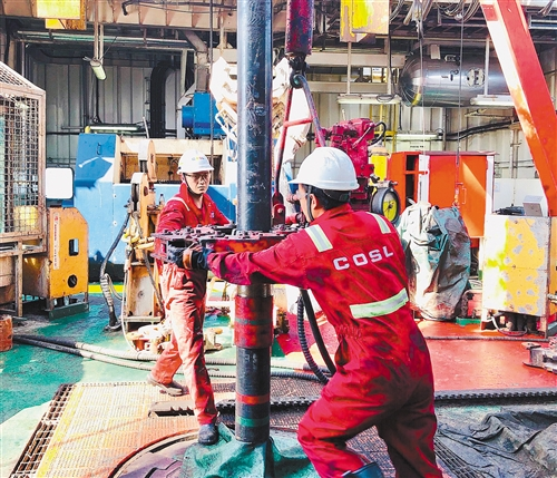 我国在渤海莱州湾北部发现重大油田