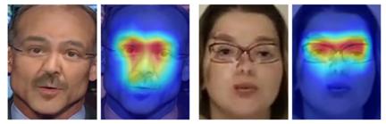 男子的脸部特写与图片配字</p> <p>描述已自动生成