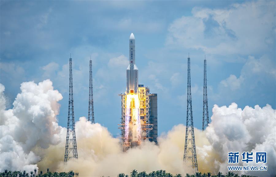 """""""天问一号""""火星探测器已飞离地球超过800万公里"""