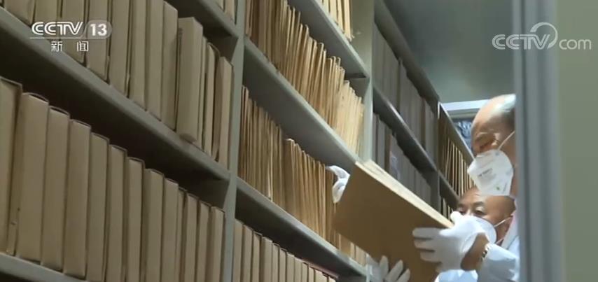揭露日军侵华罪行 内蒙古档案馆完成千余卷档案编译