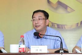洪蛟任航空工业集团副总经理、党组成员(图/简历)