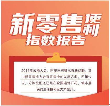 《新零售便利指数报告》出炉:杭州、苏州缘何换道超车?
