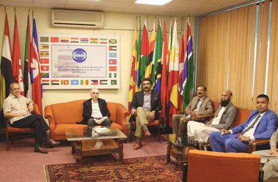中国国际文化交流中心向巴基斯坦捐赠5000只口罩