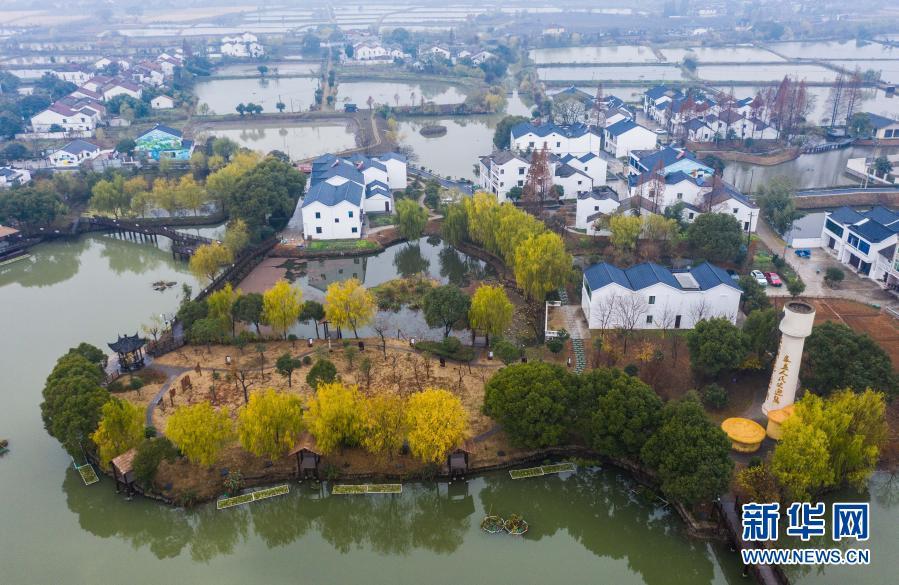 """浙江湖州积极推进美丽乡村""""精品村""""建设"""