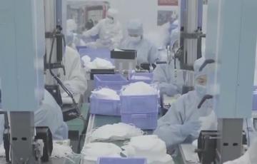 非凡2020丨一只口罩背后的中��制造