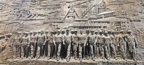 【奋斗百年路 启航新征程】新中国工业摇篮