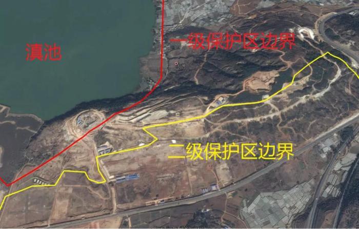 """昆明""""环湖开发""""现象突出 房地产项目挤占了滇池生态空间"""