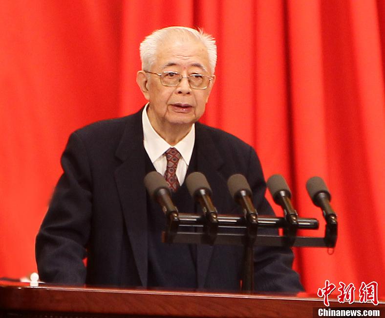 中国举行2013年度国家科技奖励大会 习近平颁奖图片