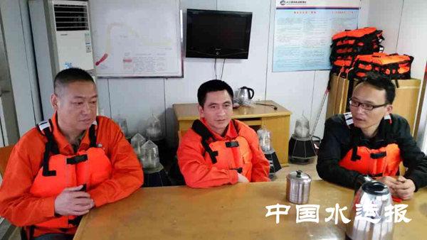 汶川地震幸存者在东方之星沉船中再次逃生