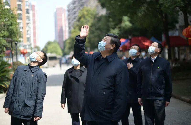 武汉76天,总书记时刻牵挂