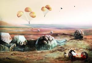 未来移民去火星什么样