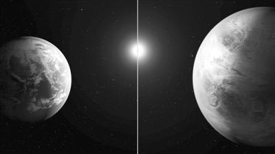 新发现的系外行星或能重现地球生命诞生