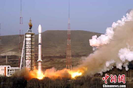 资料图,上海航天抓总研制的长征火箭迎来100次发射,图为此前发射瞬间。上海航天 供图