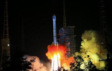 我国成功发射第四十一颗北斗导航卫星