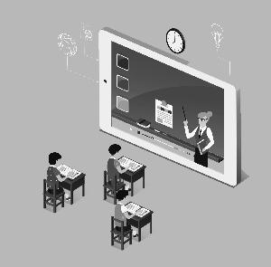 一块屏幕能改变教育吗
