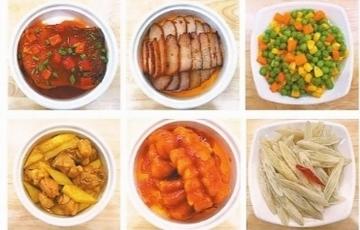 华中科技大学毕业餐 把别的学校学生都馋哭了
