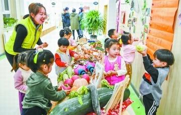 今年北京增30326个学前学位