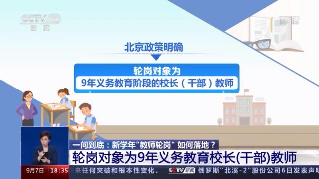 """北京""""教师轮岗""""政策到底如何实施?专家解读"""