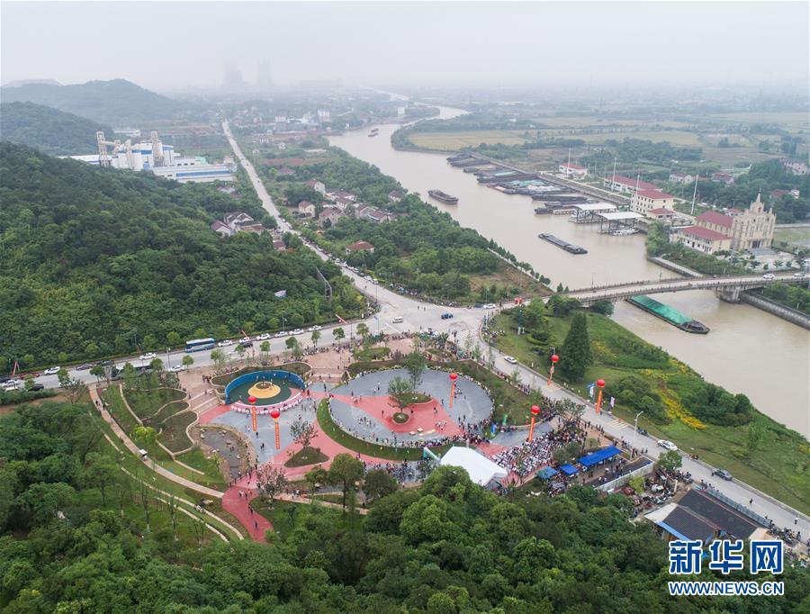 """(社会)(1)浙江长兴:乐享美丽乡村""""休闲公园"""""""