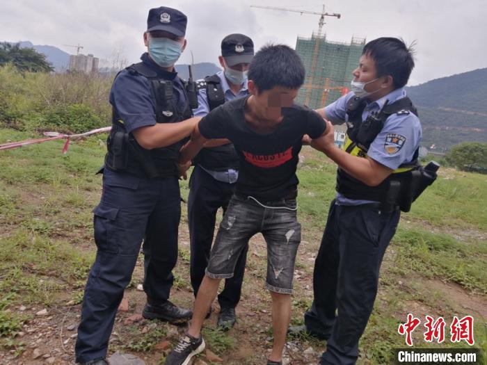 """男子带两娃""""玩失踪"""" 鼎湖警方全力搜寻终止闹剧"""
