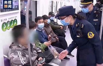 """上海地铁""""静音令""""执行第一天效果如何?"""