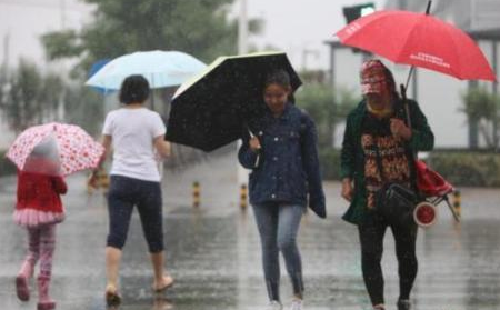 京津冀今起迎入汛来最强降雨 北京大部将普降暴雨