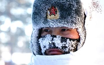 中国边海防一线:我站立的地方是中国