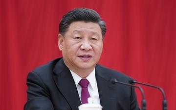 党的十九届四中全会在北京举行