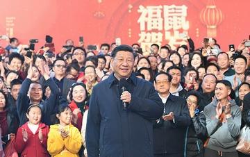 习近平向全国各民族人民致以新春祝福