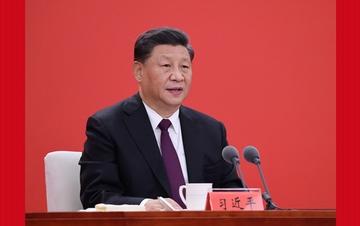 习近平在深圳经济特区建立40周年庆祝大会发表重要讲话