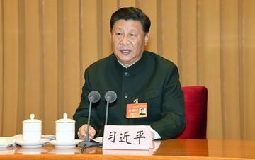 习近平出席中央军委军事训练会议并发表重要讲话