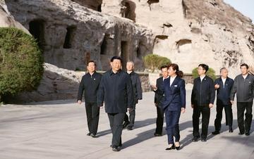 习近平:更好认识源远流长博大精深的中华文明