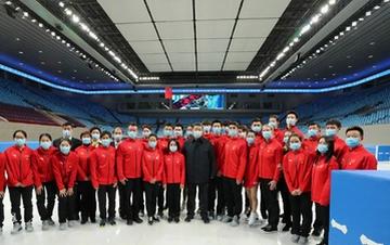 习近平考察北京冬奥会、冬残奥会筹办工作