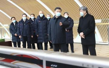 习近平考察北京冬奥会、冬残奥会张家口赛区