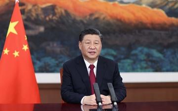 习近平在博鳌亚洲论坛2021年年会开幕式发表主旨演讲