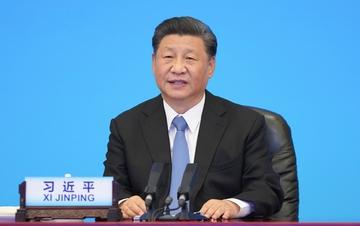 习近平出席中国共产党与世界政党领导人峰会
