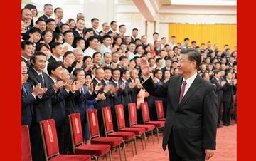 中国共产党成立100周年庆祝活动总结会议在京举行