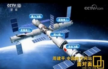 中国空间站:曾被拒之门外 如今大门敞开