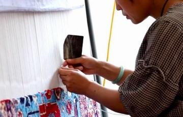 闻名世界波斯地毯产自中国一个小县城 年产值24亿