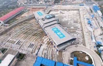 中国又一基建工程打破吉尼斯世界纪录