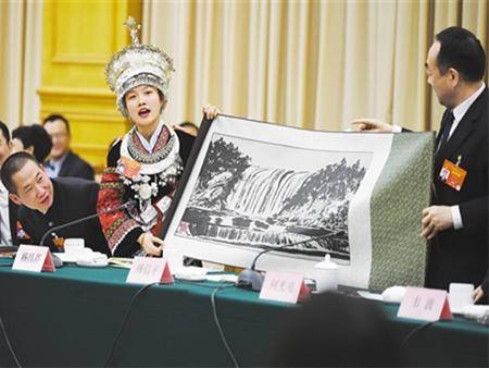 """【两会广角】让青山翠竹成增收""""绿色银行"""""""