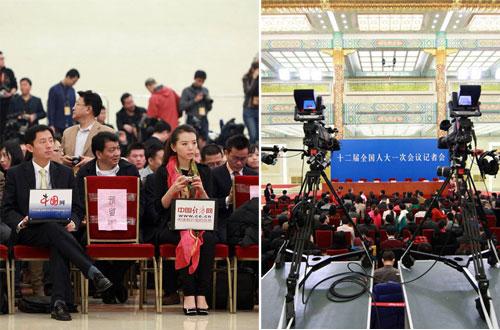 首场总理记者会