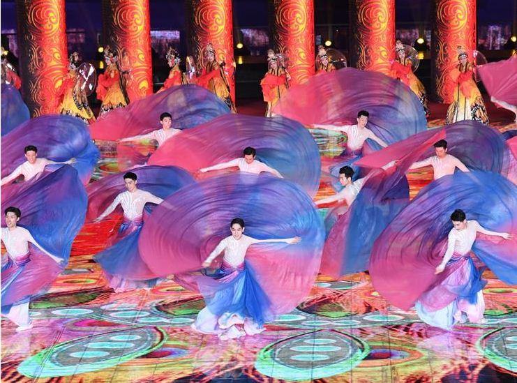 2019年韩国三级片北京世界园艺博览会开幕