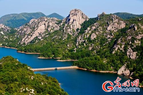 圖為溫州甌海城區的大羅山景區
