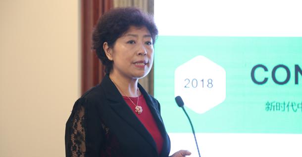 中国乳制品工业协会副理事长兼秘书长刘美菊