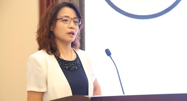 中国奶业协会期刊总编辑杨秀文