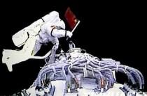 2008年 神七飞天:中国人首次漫步太空