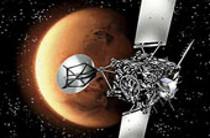 """2009年 """"萤火一号""""探索火星"""