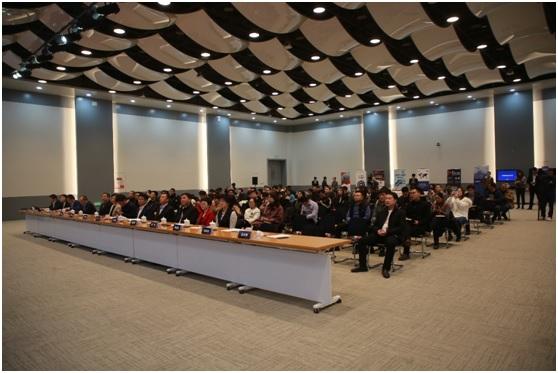 微软企业出海峰会在陕西西咸新区沣西新城召开